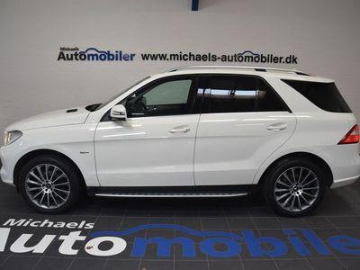 brugt Mercedes ML250 2,2 BlueTEC aut. 4-M