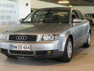 brugt Audi A4 1,9 TDI Limousine 100HK