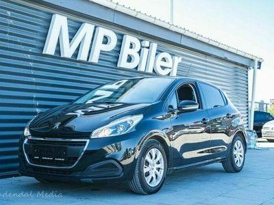 brugt Peugeot 208 1,6 BlueHDi 100 Envy+