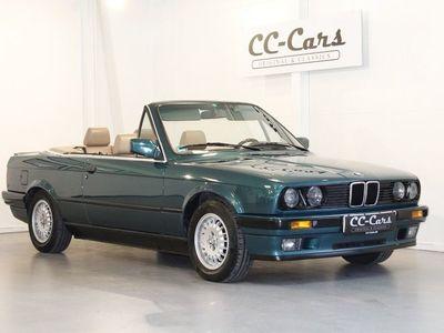 brugt BMW 325 Cabriolet 3-serie E30 i Aut