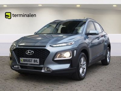 brugt Hyundai Kona 1,0 T-GDi Nordic Edition+
