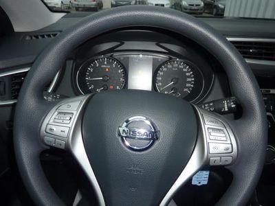 brugt Nissan Qashqai 1,2 Dig-T Visia 115HK 5d 6g
