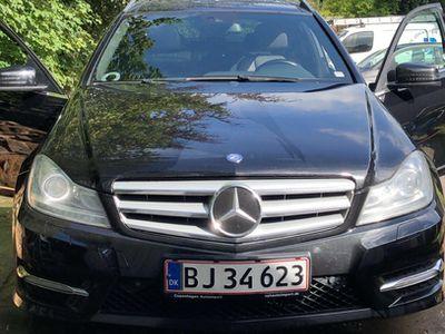 brugt Mercedes C220 Avantgarde/AMG Line