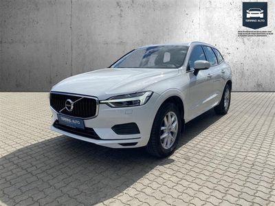 brugt Volvo XC60 2,0 D4 Momentum AWD 190HK 5d 8g Aut. - Personbil - Hvid