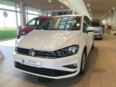 brugt VW Golf Sportsvan 1,0 TSi 115 Trendline DSG