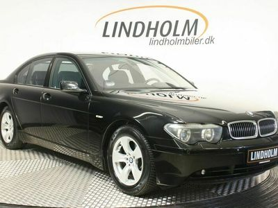 brugt BMW 740 d 3,9 Steptr.