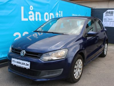 używany VW Polo 1,6 TDi 90 Comfortline BMT 5d