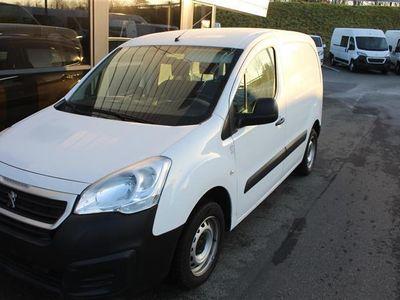 usata Peugeot Partner L1 1,6 BlueHDi 100HK Van 6g