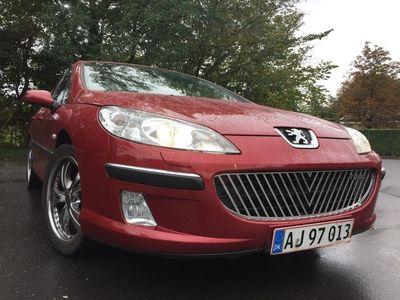 brugt Peugeot 407 2.0 136 HK