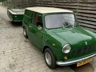 brugt Morris Mascot Van