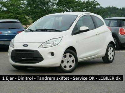 brugt Ford Ka 1,2 Trend