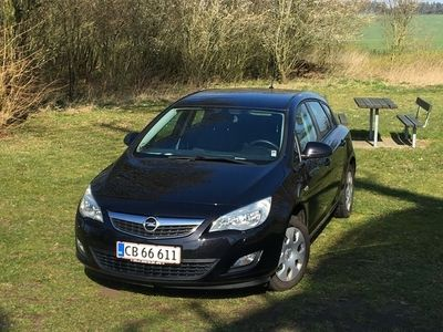 used Opel Astra ECOFLEX