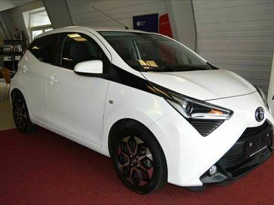 brugt Toyota Aygo VVT-i x-pression