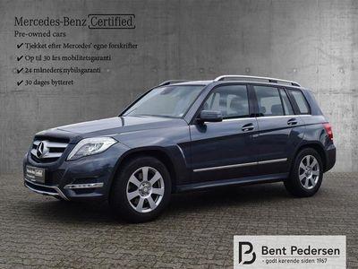 brugt Mercedes GLK220 d 2,1 CDI BlueEfficiency 4-Matic 170HK 5d 7g Aut. C