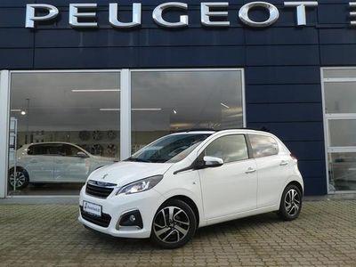 brugt Peugeot 108 1,0 e-Vti Allure Top! 69HK 5d