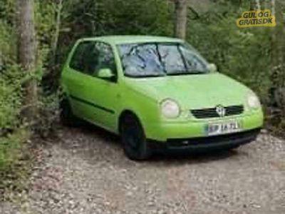 brugt VW Lupo 1,4 i