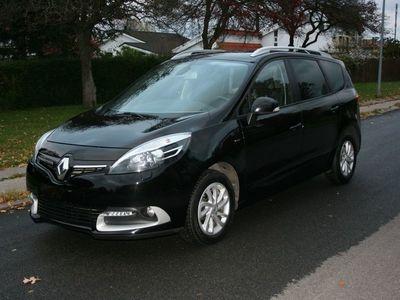 brugt Renault Grand Scénic III 1,5 dCi 110 Limited Edit. EDC Van