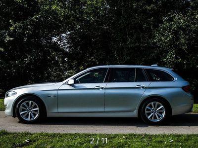 brugt BMW 520 Touring Steptronic