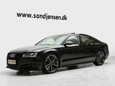 brugt Audi S8 plus 4,0 TFSi quattro Tiptr.