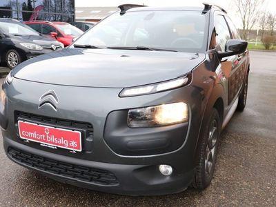 brugt Citroën C4 Cactus 1,6 BlueHDi 100 Feel Complet ETG6