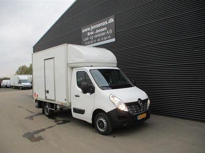 """brugt Renault Master T35 2,3 D """"BROBIL"""" Alu.kasse m./lift 170HK Ladv./Chas. 2019"""