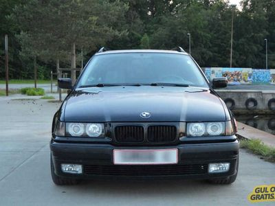 brugt BMW 328 i