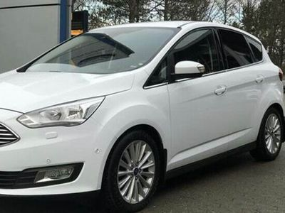 brugt Ford C-MAX 1,5 trend 120
