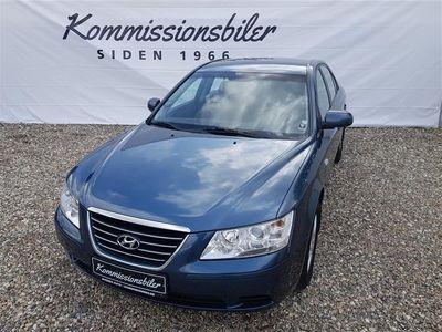 brugt Hyundai Sonata 2,0 CRDi GL 150HK 6g