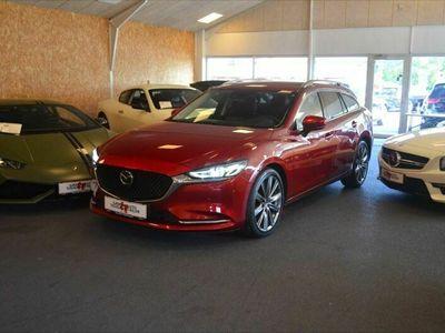 brugt Mazda 6 SkyActiv-D 150 Optimum stc. aut.
