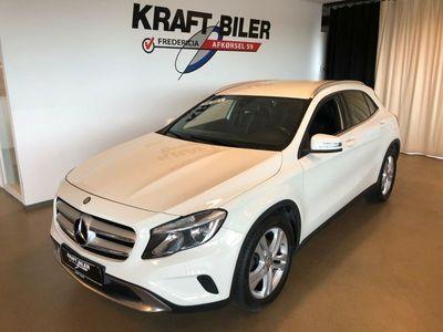 brugt Mercedes GLA200 d