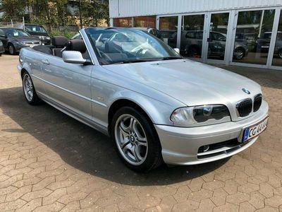 brugt BMW 320 Cabriolet i 2,2