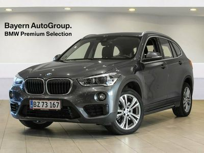used BMW X1 2,0 sDrive20d aut.