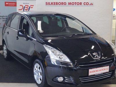 second-hand Peugeot 5008 1,6 HDi 109 Premium 7prs