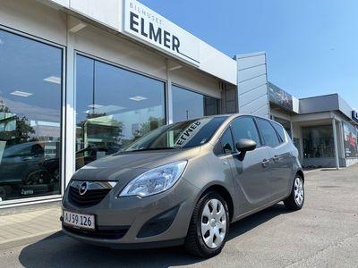 brugt Opel Meriva 1,4 Turbo Enjoy 119HK B