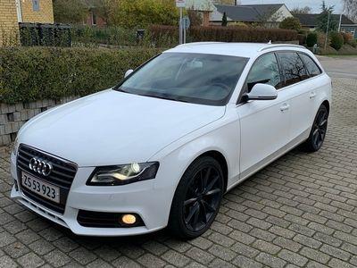 brugt Audi A4 2.0 180 HK