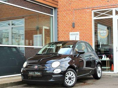 brugt Fiat 500 0,9 Popstar 80HK 3d A++