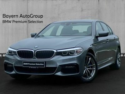 brugt BMW 530 e 2,0 M-Sport aut.