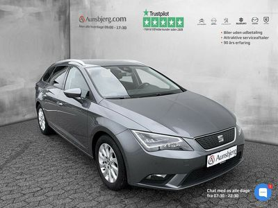 brugt Seat Leon ST TDi 110 Style eco