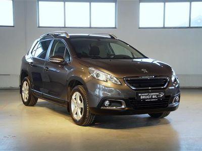 brugt Peugeot 2008 1,2 e-THP Active SKY 110HK