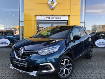brugt Renault Captur 1,2 TCE Intens 120HK 5d 6g
