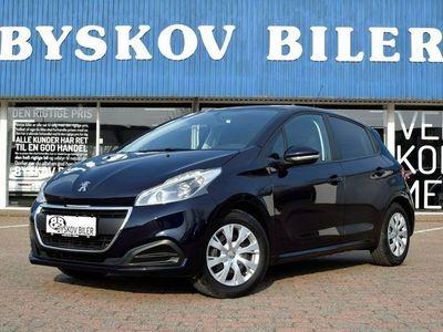käytetty Peugeot 208 1,6 BlueHDi 100 Active+