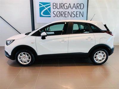 brugt Opel Crossland X 1,2 T Edition+ Start/Stop 110HK 5d 6g