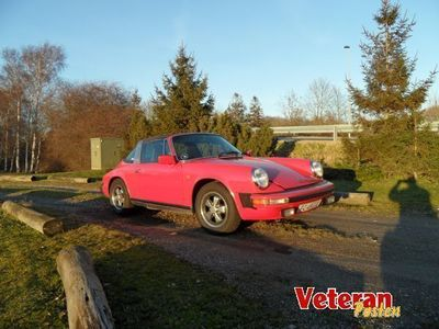 brugt Porsche 911S TARGA