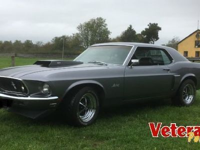 brugt Ford Mustang Coupe, V8 351W, FMX.