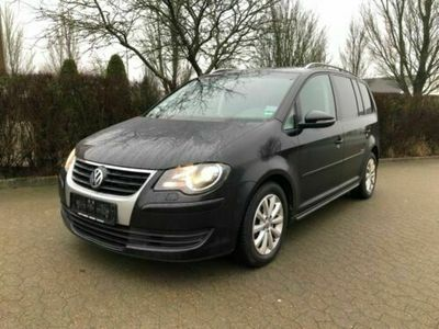 brugt VW Touran TDi 105 Freestyle BMT 7prs