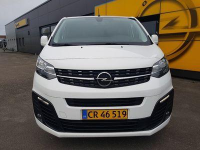 brugt Opel Vivaro L3V2 2,0 D Enjoy 122HK Van 6g B
