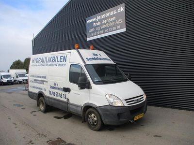 brugt Iveco Daily 35C15 13,2m3 3,0 D 146HK Van 6g 2008