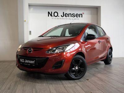 brugt Mazda 2 1,3 Go 75HK 5d