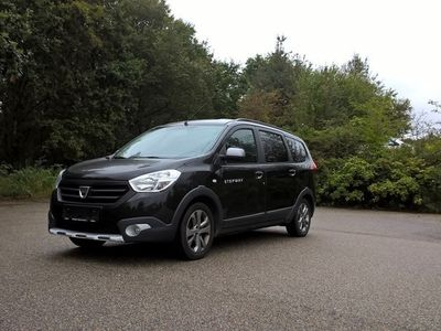 brugt Dacia Lodgy 1,5 dCi 7p Stepway 90HK MPV