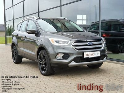 brugt Ford Kuga 2,0 TDCi 180 Trend aut. AWD
